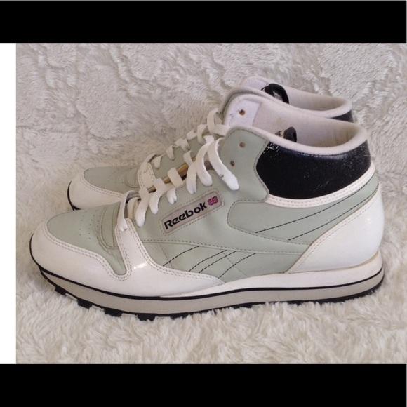 169b12cdca1 🔥🔥Reebok Classic High Tops 10.5. M 5a8609b15512fd753f7c335f. Other Shoes  ...